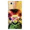 Snooky Digital Print Hard Back Case Cover For Sony Xperia J Td12756