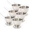 Detak Swiss Mocha Ice Cream Set - Silver