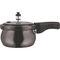 Vinod Kraft 2.5 Ltr Induction Friendly Hard Anodised Pressure Cooker - Black