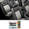 Samsun Car Seat Cover for Mahindra Verito  - Grey & Black