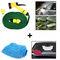 Combo of Car Cleaning Water Spray Hose Gun + Microfiber Glove