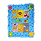 Wonderkids Printed Quilt - Blue