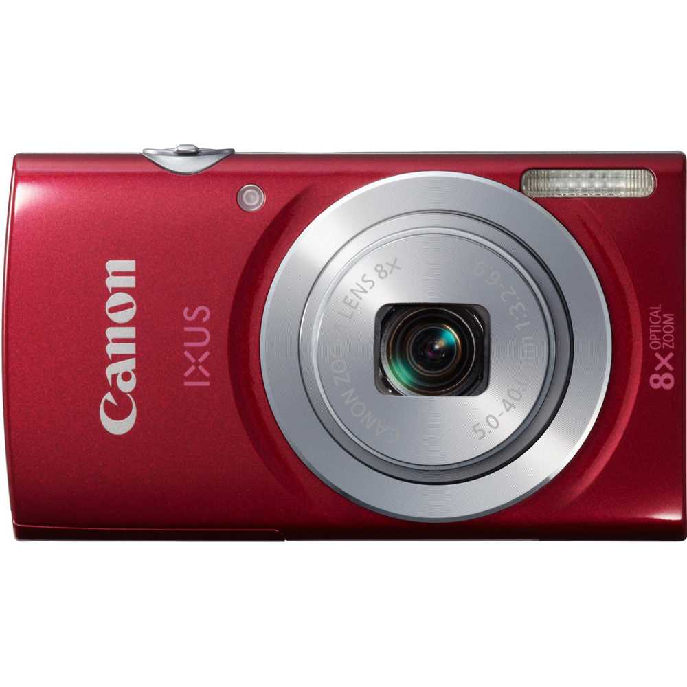 Buy Canon IXUS 145 Digital Camera - Red Online at Best ...