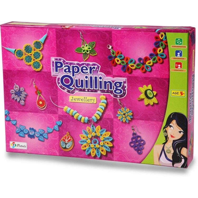 Buy custom paper quilling set