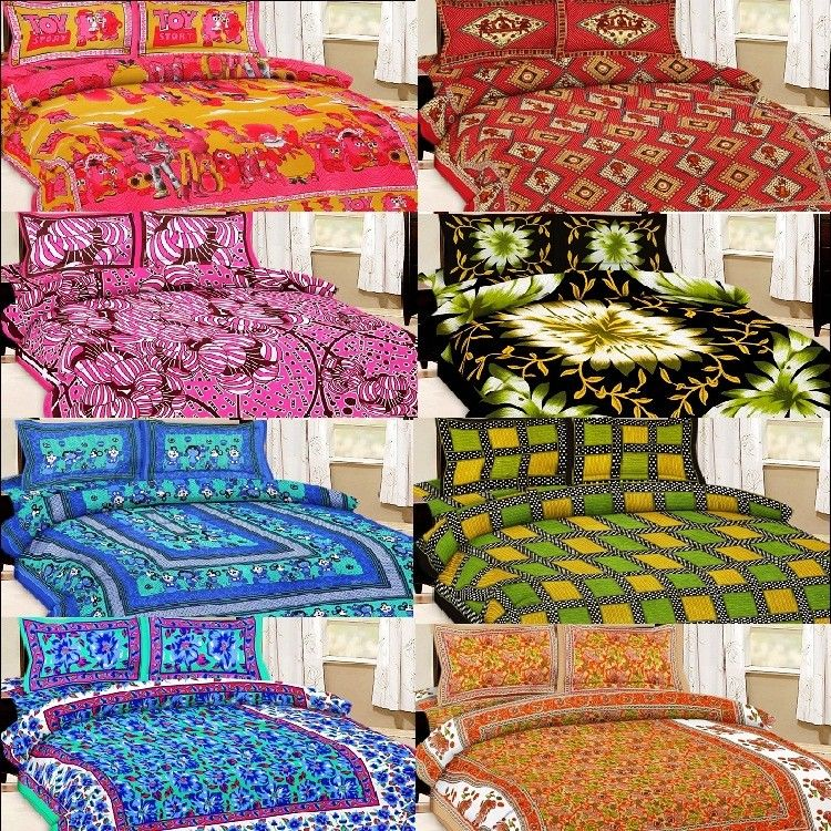 At Snapdeal, you can shop online for a range of beddings, bed sheets, diwan sets, linens, and quilts. Apart from giving you peaceful night sleep, these bedsheets can .