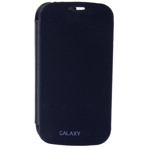 Xfose Flip Cover for Samsung Galaxy Star Pro S7262 - BlackGalaxy Star Pro Cover