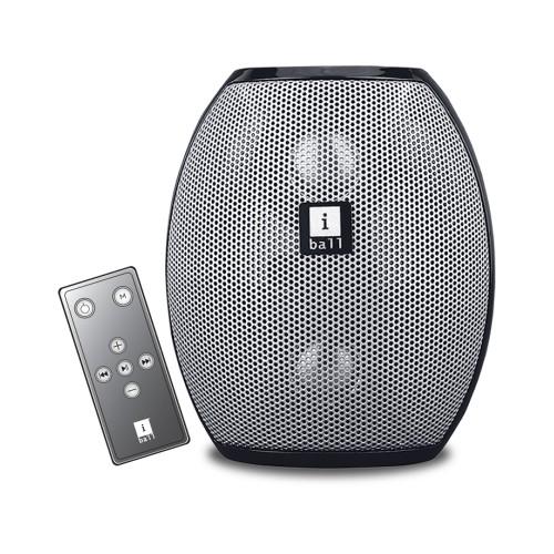 Iball Bluetooth Portable Speaker: IBall OPUS Portable Speaker With Mini- Remote Price
