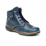 Bacca bucci Leather Boots - Blue-5541