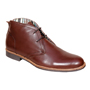 Delize Leather Boots - Brown-1854