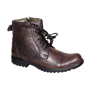 Delize Leather Boots - Brown-1852