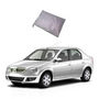 Galaxy Car Body Cover Mahindra Verito - Silver