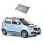 Galaxy Car Body Cover Maruti New Wagon R 2012 - Silver