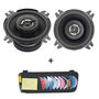 JBL Car 4 inch speakers + Builtin Tweeters