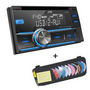 JVC KW-R400 2-DIN CD Reciever with USB and Dual AUX