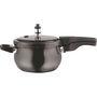 Vinod Kraft 6.5 Ltr Hard Anodised Pressure Cooker - Black