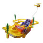 Qunxing Musical Track Set With Cars For Kids