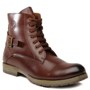 Designer High Ankle Boots - Brown