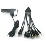 Titoni 9 In 1 Universal Car Charger - Black