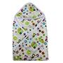 Wonderkids Printed Hooded Blanket - Multicolor - MW121-FLOPRI