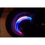 Branded Flashing Flash Wheel Lights for Bikes - Blue