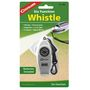 coghlans 6 Function Whistle - Whistle, Thermometer, Magnifier, LED, Compass, Signal Mirror