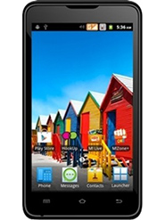 Micromax A72 Canvas Viva - Black