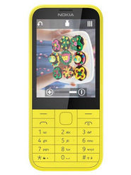 Nokia 225 - Yellow
