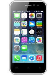 Intex Aqua 3G+ - Dual SIM/ 4 inch Display/ Android 4.4 Kitkat/ Dual Camera - Silver