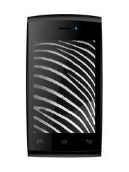 Intex Aqua V3 Smart Mobile Phone - Black