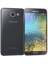 Samsung Galaxy E7 E700 Dual Sim - Black