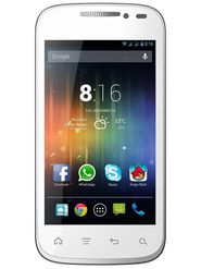 Xccess Pulse (GSM + CDMA) 3G SmartPhone - White