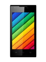 Karbonn Alfa A92 Plus 4 Inch Android KitKat Dual SIM Smart Phone - Black