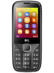 BQ K55 2.4 Inch Dual SIM Phone ( Black + Blue )