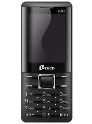Mtech STAR 1 Dual Sim Feature Phone - Black