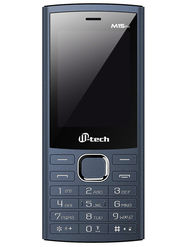 Mtech M15 PRO Dual Sim Feature Phone - Blue