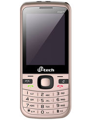 Mtech STAR++ Dual Sim Feature Phone - Golden