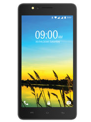 Lava A79 Lollipop 5.1 Quad Core Smart Phone (RAM:1GB ROM:8GB ) Grey