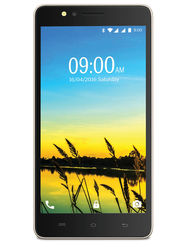 Lava A79 Lollipop 5.1 Quad Core Smart Phone (RAM :1GB : ROM : 8GB ) Gold