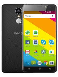 Zopo Color F5 With Fingerprint Scanner Smartphone - Black