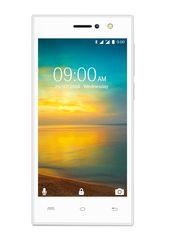 Lava A76+ Marshmallow 4G Smartphone (RAM : 1GB ROM : 8GB) - White