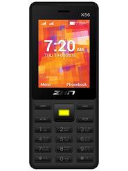 ZEN X56 Dual SIM Feature Phone (Black-Yellow)