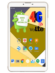I KALL N4 Marshmallow 4G Calling Tablet (RAM : 1 GB : ROM : 16 GB) - White