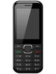 Videocon Bazoomba V2EB Dual SIM Feature Phone (Black)