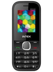 Intex Eco 210 Dual SIM Feature Phone (Grey-Black)