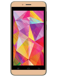 Intex Aqua Q7N 4.5 inch Lollipop (RAM : 512 MB : ROM : 8 GB) 3G Smartphone (Champagne)