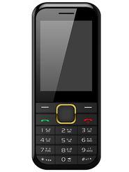 Videocon Bazoomba 6 V2SB Dual SIM Feature Phone (Black-Gold)
