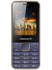 Videocon Bazoomba V2GA Dual SIM Feature Phone (Golden Violet)