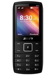 ZEN M71 Megastar Dual SIM Feature Phone (Black-Red)