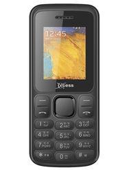 XCCESS X493 Dual SIM Feature Phone (Black)