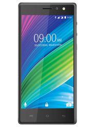 Lava X41 + 5 inch (RAM : 2GB : ROM : 32 GB) 4G Smartphone (Black)